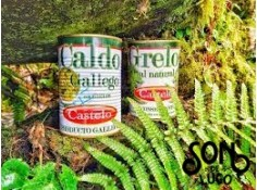 Caldo Gallego de grelos -...